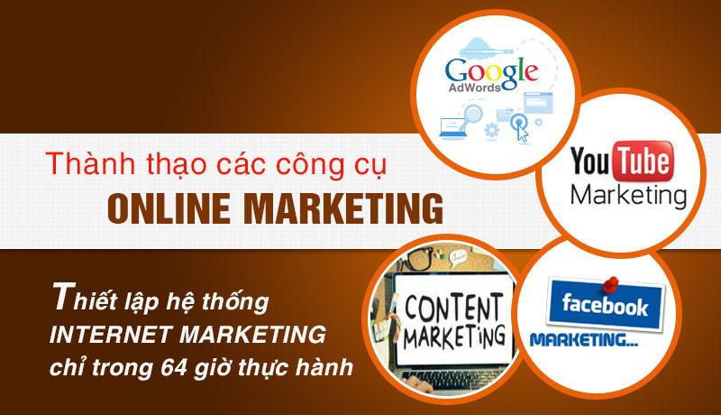 Khóa học Facebook Marketing Online Bình Dương