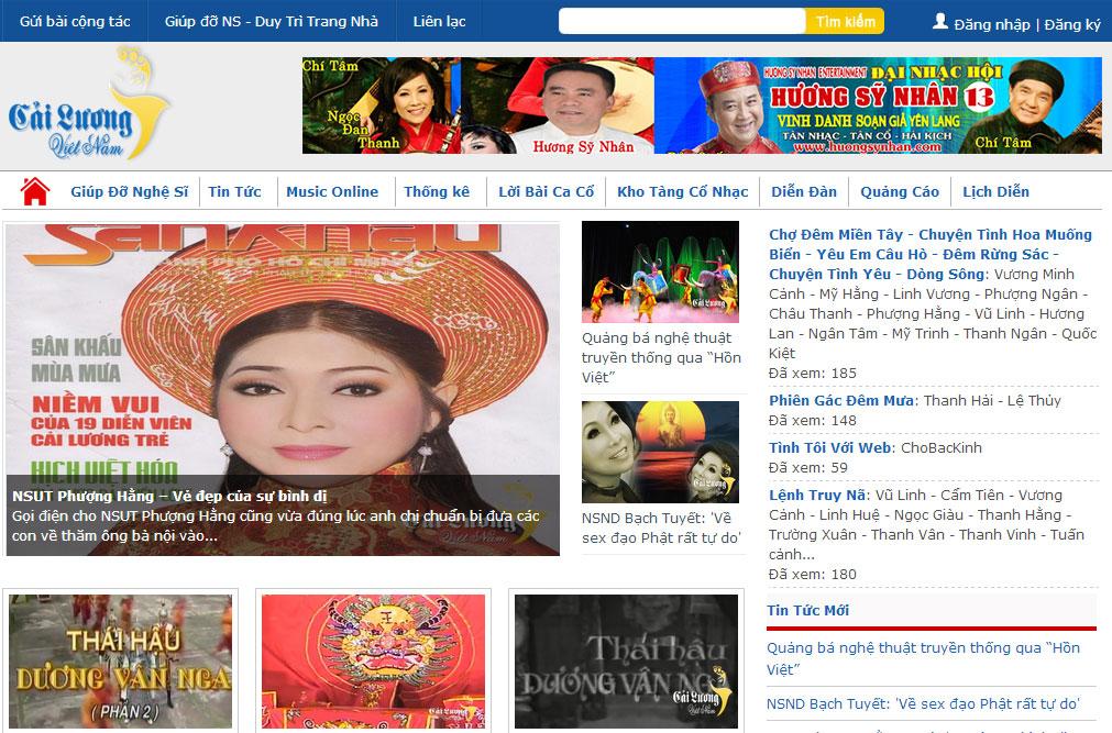 mau website tin tuc binh duong micro