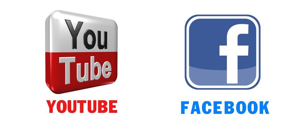 video YouTube Facebook